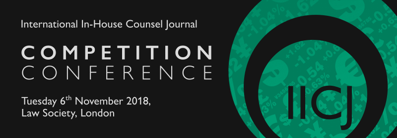 Competition Conference 2018