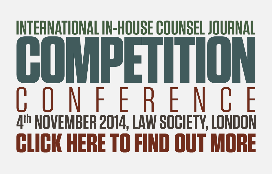 IICJ Competition Conference 2014