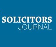 Solicitors Journal - Standard Subscription - One Year
