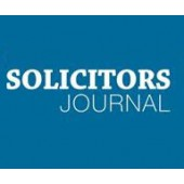 Solicitors Journal - Standard Electronic - One Year